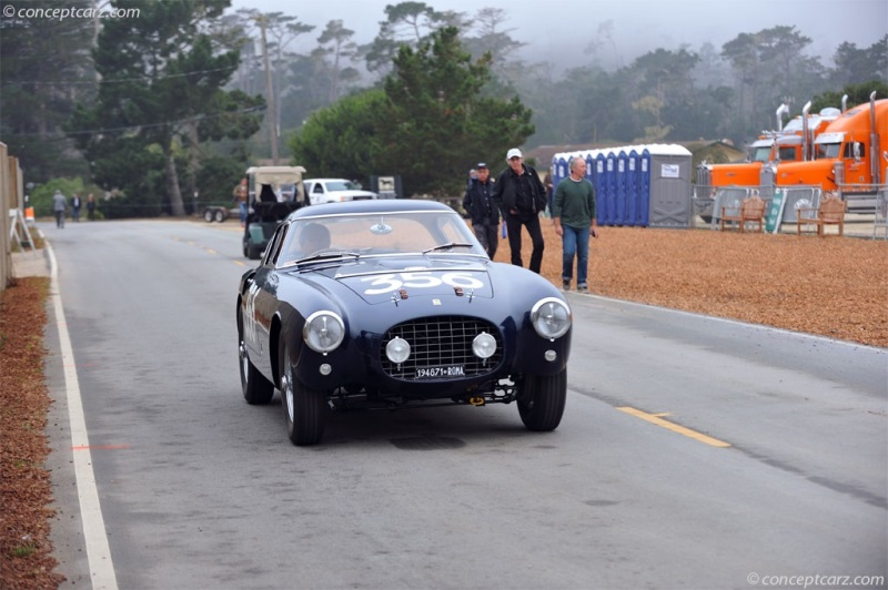 1953 Ferrari 250 MM