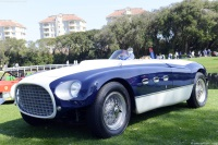 1953 Ferrari 340 MM.  Chassis number 0324 AM