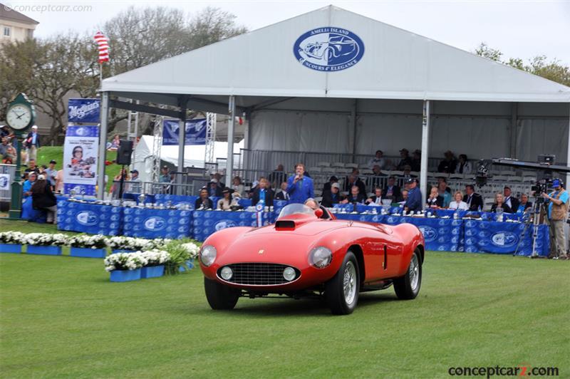 1953 Ferrari 375 MM