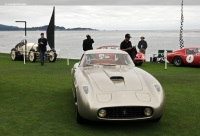 1954 Ferrari 375 MM.  Chassis number 0456AM