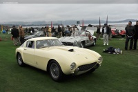 1954 Ferrari 375 MM.  Chassis number 0416AM