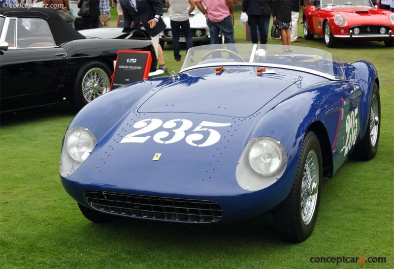 1954 Ferrari 500 Mondial