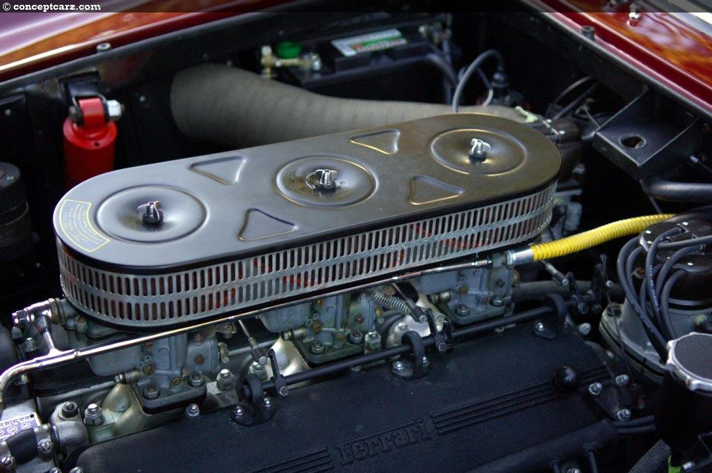 1954 Ferrari 250 Europa GT