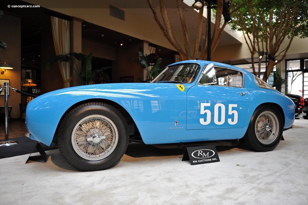 1954 ferrari 500 mondial image chassis number 0452md. Black Bedroom Furniture Sets. Home Design Ideas
