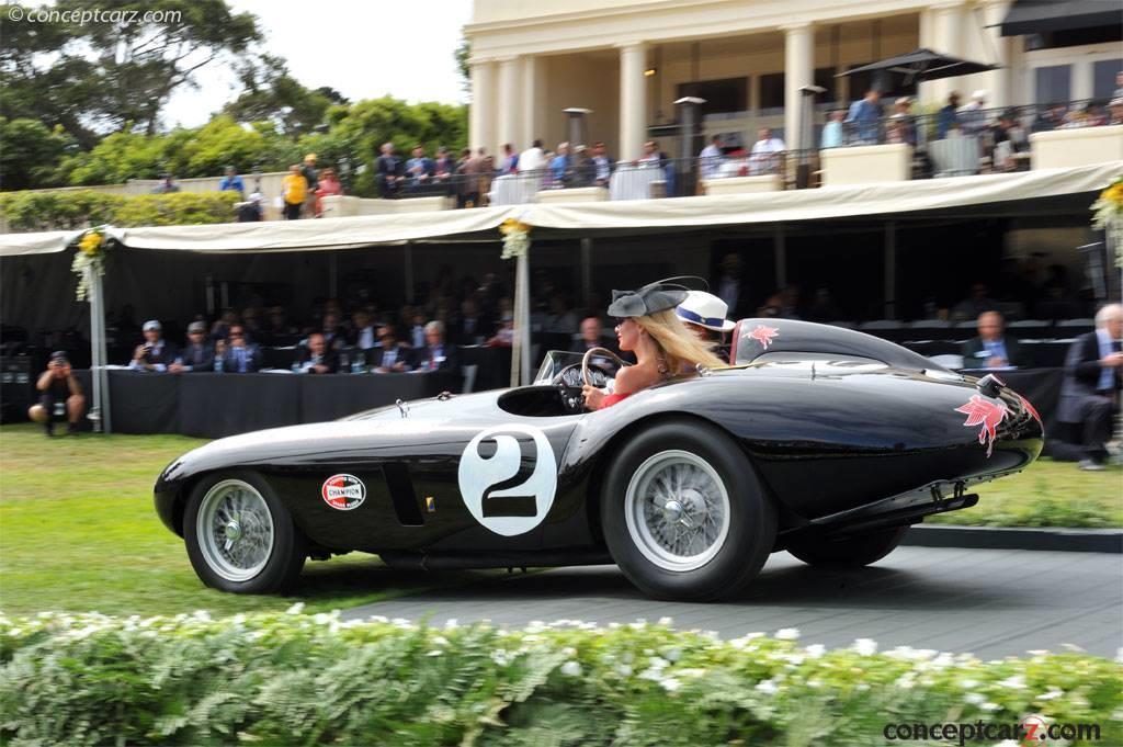 1953 Ferrari 735 S Monza