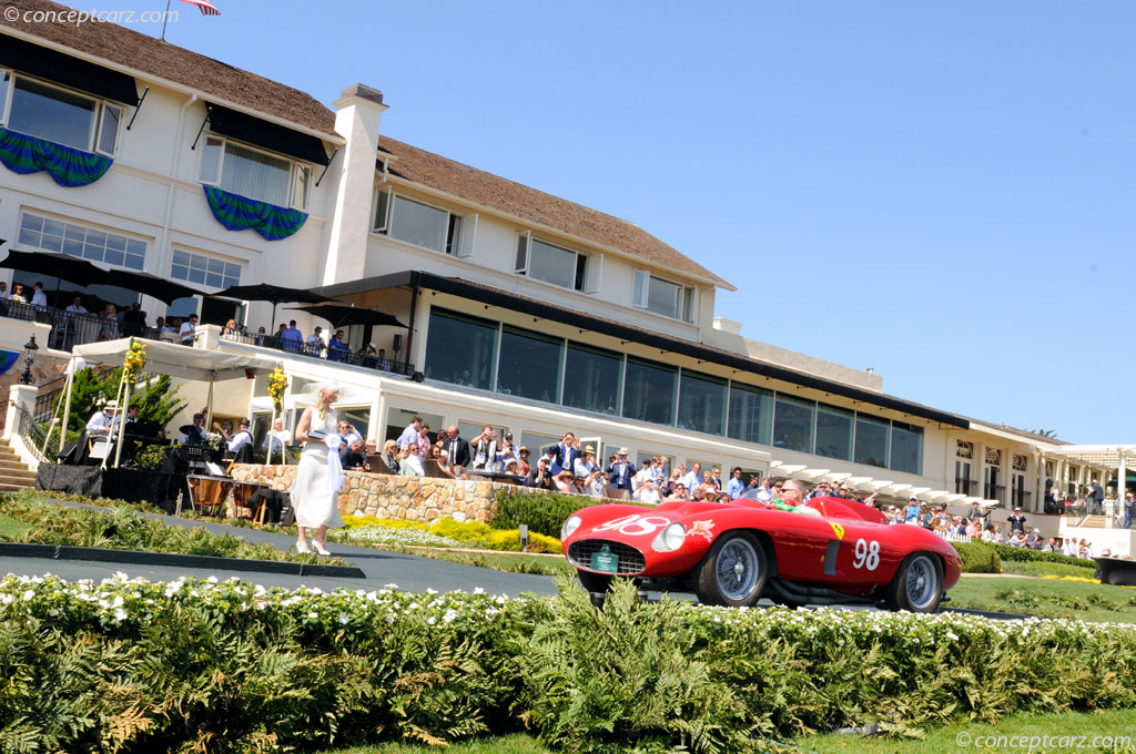 1955 Ferrari 857 Sport