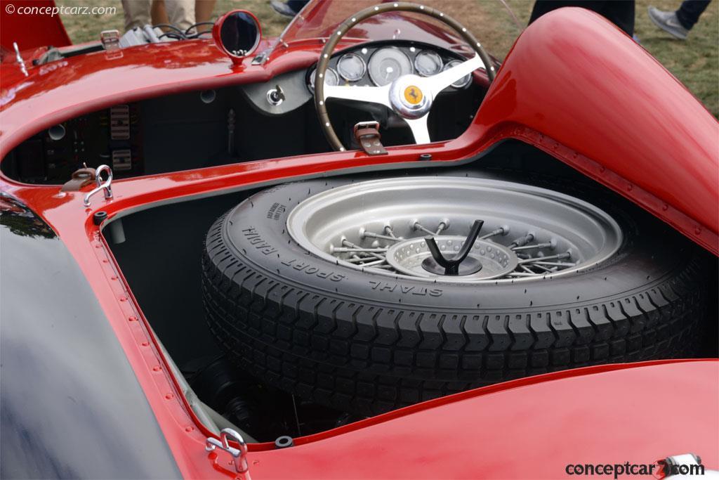 1955 Ferrari 500 Mondial