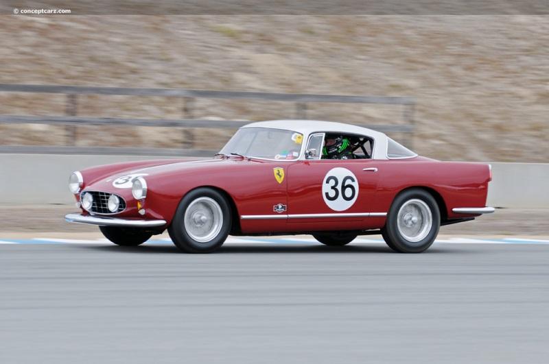 Ferrari 250 GT Boano pictures and wallpaper