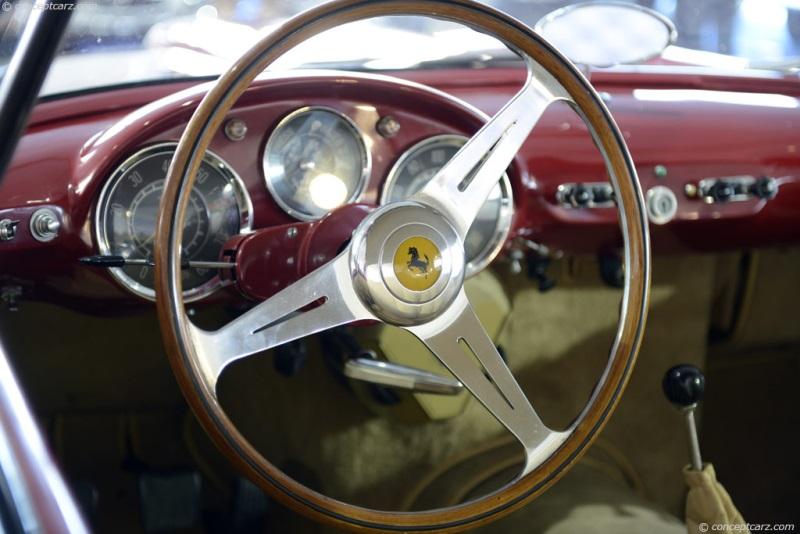 1956 Ferrari 410 Superamerica Chassis 0475 Sa Engine 0475 Sa