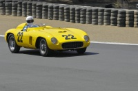 1956 Ferrari 500 TR.  Chassis number 0622 MD/TR