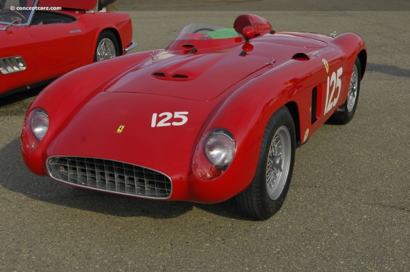 Type Of Car >> 1956 Ferrari 500 TR Image. Chassis number 0650 MDTR Type 518. Photo 34 of 59
