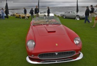 M3 - 50th Anniversary of the Ferrari Spyder California