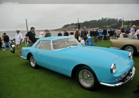 1957 Ferrari 250 GT.  Chassis number 0853GT