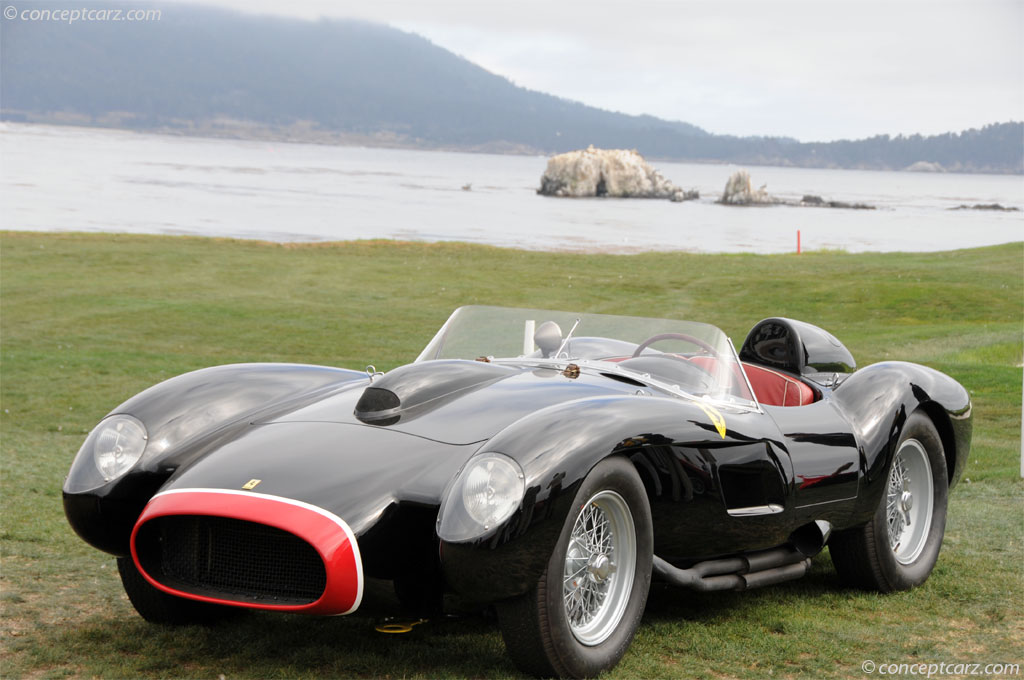 Concours D Elegance >> 1957 Ferrari 250 TR Image. Chassis number 0714TR. Photo 44 of 186