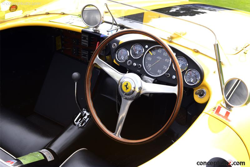 1957 Ferrari 500 Trc Image Photo 1 Of 115