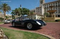 Maserati 450S Costin-Zagato