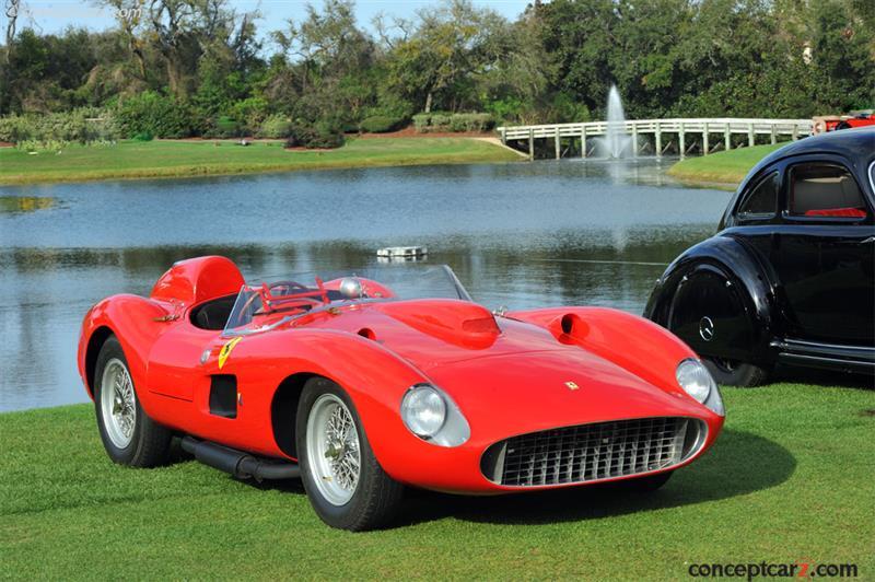 1957 Ferrari 335 Sport