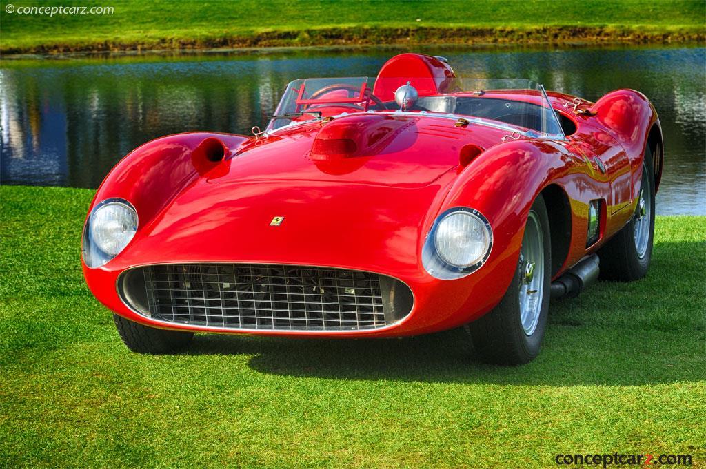 J And J Auto Sales >> 1957 Ferrari 335 Sport | conceptcarz.com