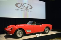 1958 Ferrari 250 GT California.  Chassis number 1055 GT
