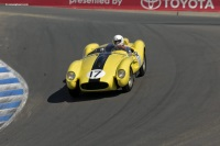 1958 Ferrari 250 TR.  Chassis number 0722TR