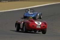 1959 Ferrari 250 TR.  Chassis number 0754 TR