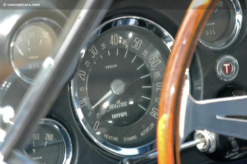 1958 Ferrari 410 Superamerica