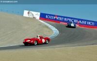 1958 Ferrari 412 Sport.  Chassis number 0744