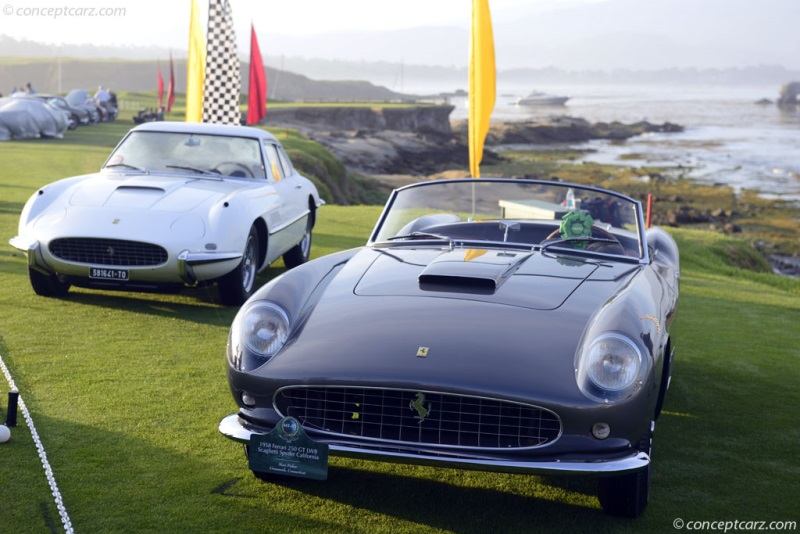 1958 Ferrari 250 GT California