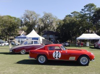 1958 Ferrari 250 GT TdF.  Chassis number 0881GT