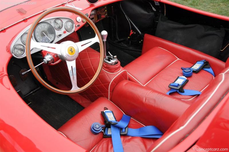 1958 Ferrari 250 TR