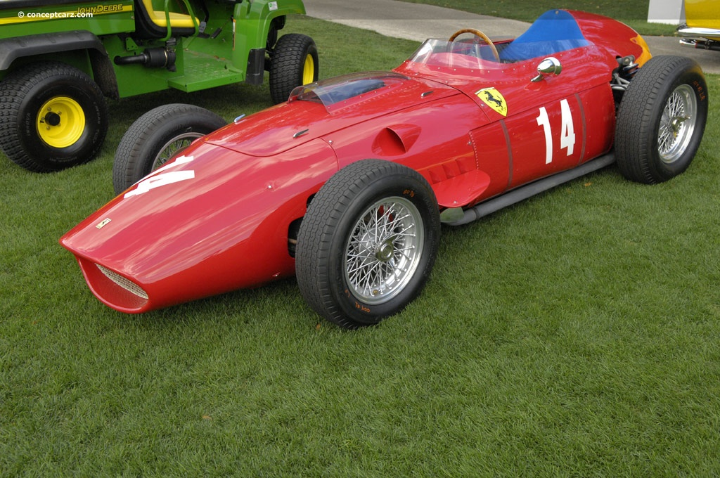 1959 Ferrari 246 F1 History, Pictures, Sales Value, Research and News