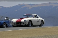 1959 Ferrari 250 GT Interim.  Chassis number 1465GT