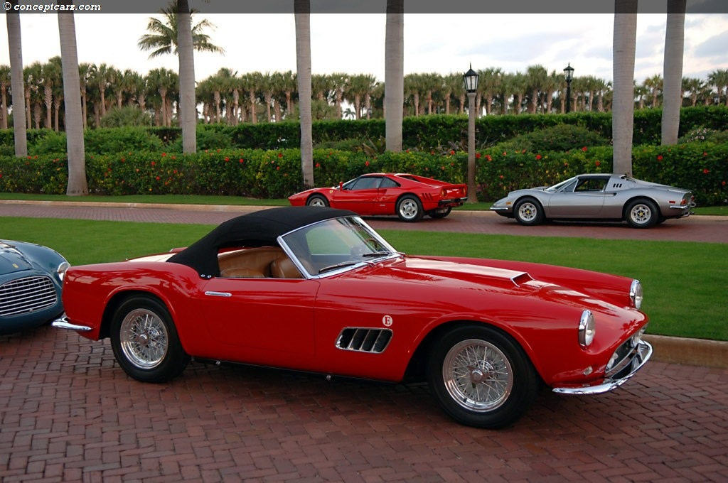 Auction Results And Sales Data For 1959 Ferrari 250 Gt California