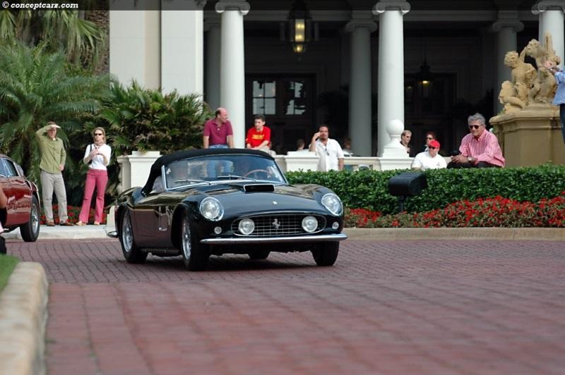 1959 Ferrari 250 GT California