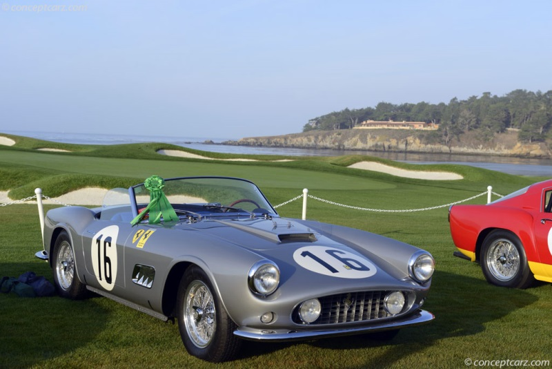 Bob Byers Volvo >> 1959 Ferrari 250 GT California Chassis 1451 GT