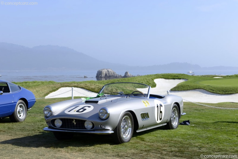 1959 Ferrari 250 GT California