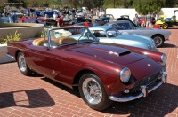 1959 Ferrari 250 GT.  Chassis number 1865 GT