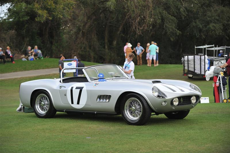 Chassis 1603gt Engine 1603 Gt 1959 Ferrari 250 Gt California