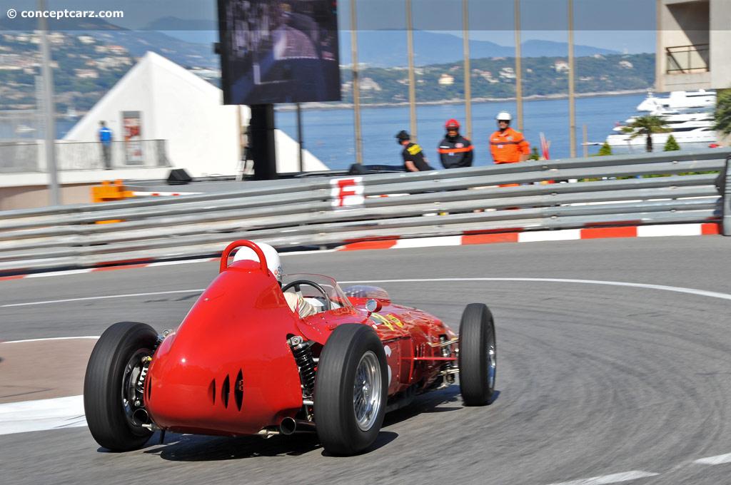 1960 Ferrari 246 P F1 Image Photo 4 Of 14