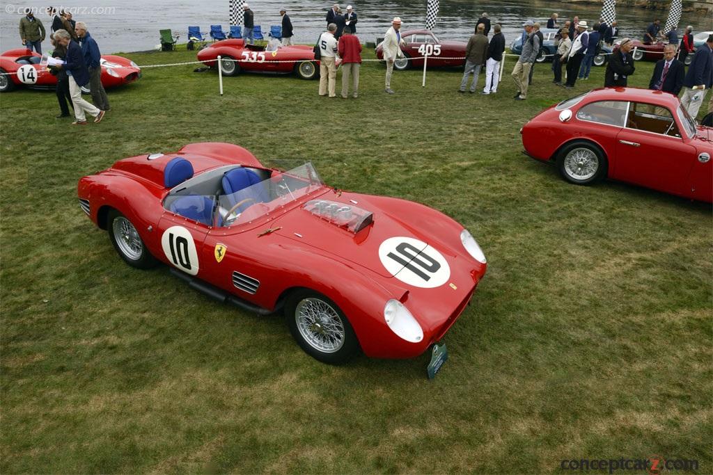 1960 Ferrari 246 S Dino Conceptcarz Com