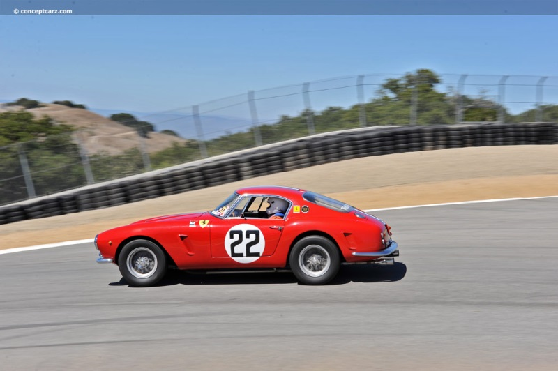 1960 Ferrari 250 GT SWB Image. Chassis number 2291GT