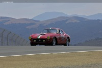 1960 Ferrari 250 GT SWB.  Chassis number 2095GT