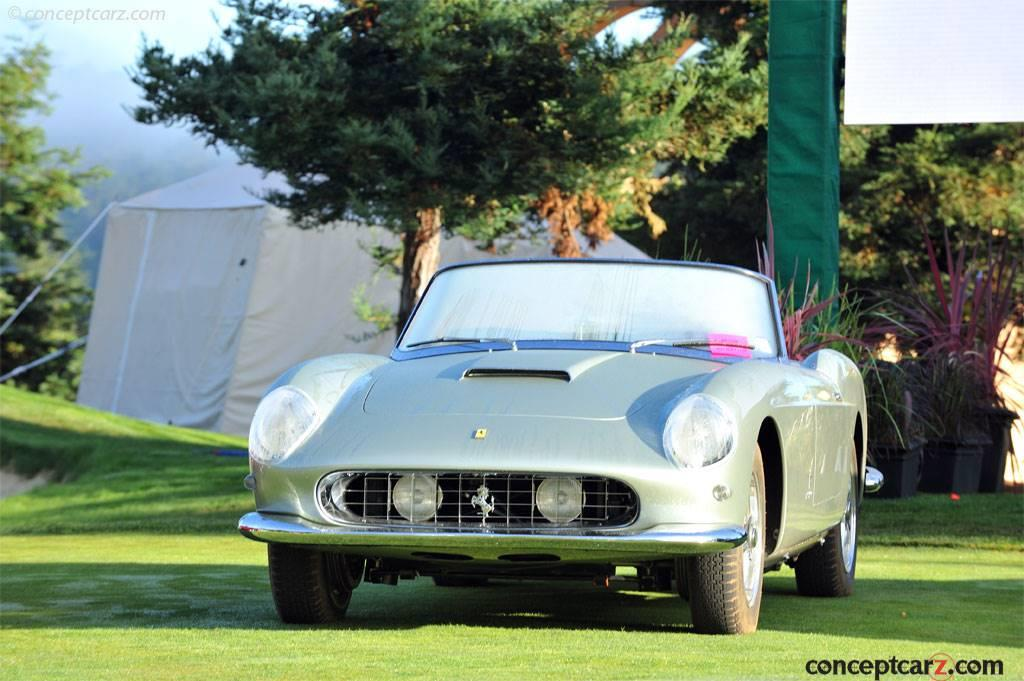 1960 Ferrari 250 GT