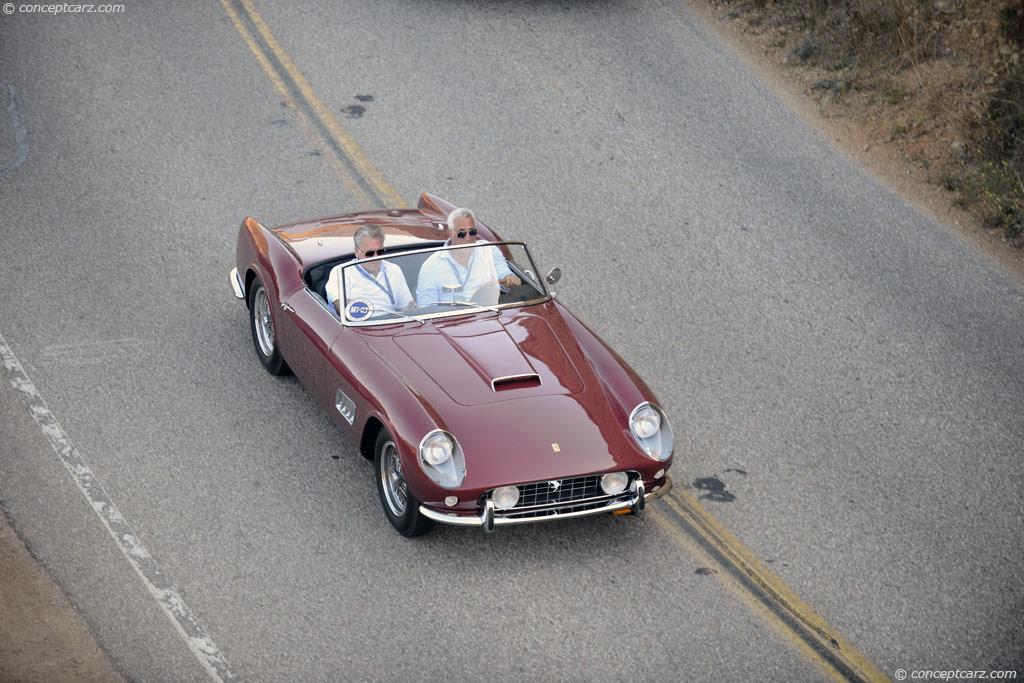 1960 Ferrari 250 GT California