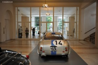 1961 Ferrari 250 GT SWB Competition.  Chassis number 2689GT