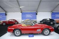 1961 Ferrari 250 GT California.  Chassis number 2903 GT