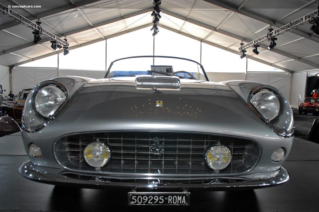 1962 Ferrari 250 GT California
