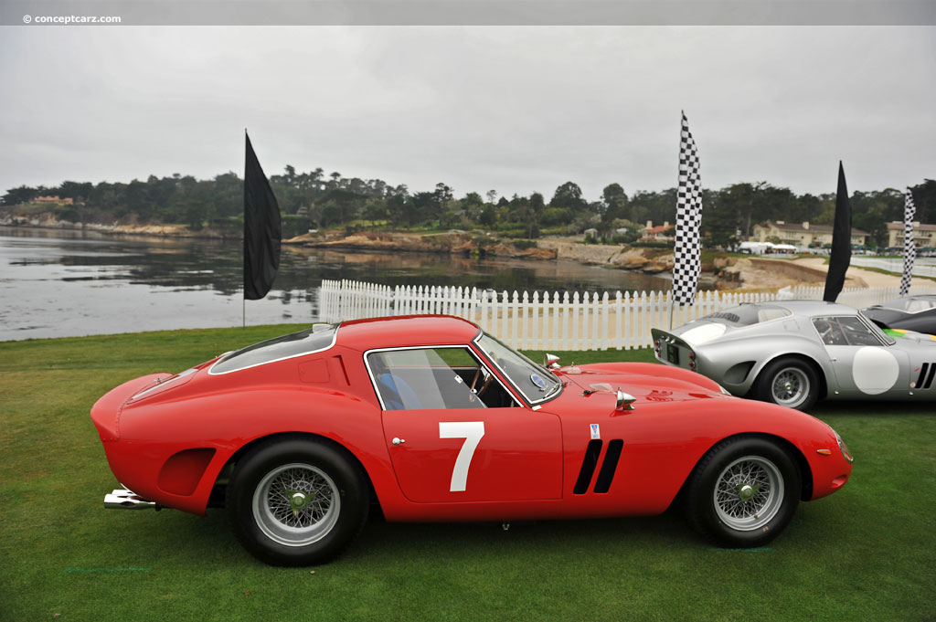 1962 ferrari 250 gto image chassis number 3607gt photo 246 of 501. Black Bedroom Furniture Sets. Home Design Ideas