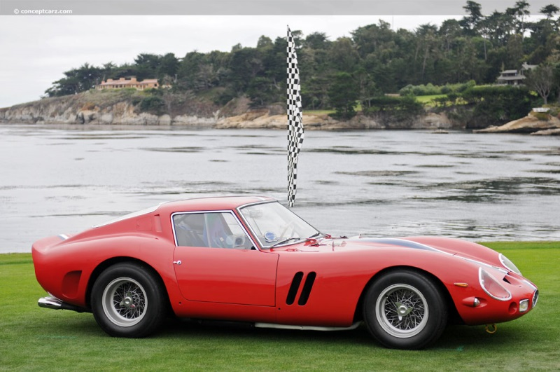 1962 Ferrari 250 GTO Image. Chis number 3705GT. Photo 223 of 491