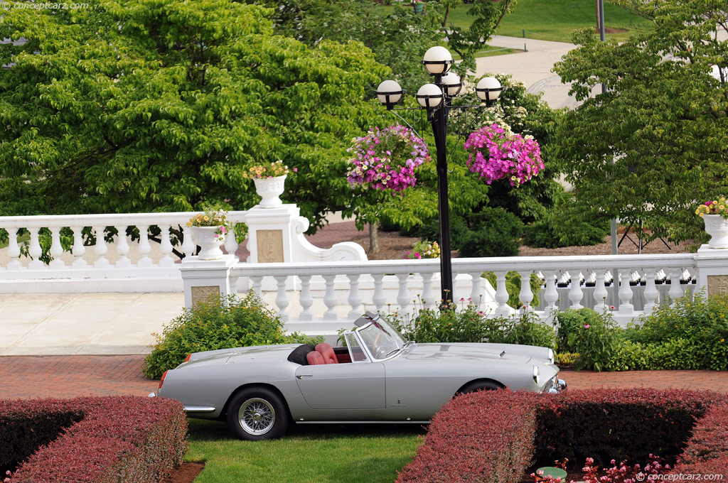 Ferrari 250 GT Series II Cabriolet photo